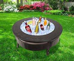 Firepit Garden Raygar Fp34 Multifunctional 3 In 1 Outdoor Garden Pit