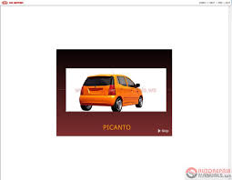 kia picanto technical service training auto repair manual forum