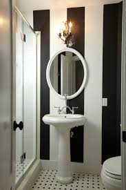 Bathroom With Black Walls Black And White Bathroom Top Best Ideas About Gray And White