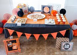 basketball party ideas basketball party ideas by the day