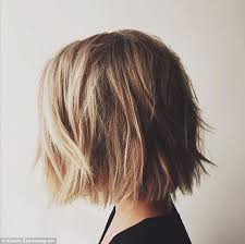 even hair cuts vs textured hair cuts lauren conrad debuts even shorter hair as she gets her weekly