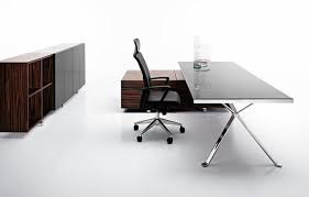 Chrome Office Desk Exclusive Design Ultra Modern Office Furniture Brilliant Awesome