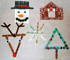 children christmas craft ideas home decorating interior design
