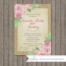 424 best invitations and party printables images on pinterest