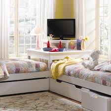 twin beds for girls twin beds great space saving idea for a shared bedroom i like