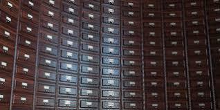 Vintage Oak Filing Cabinet Vintage Filing Cabinet Drawer Label Stock Image Image 37884195