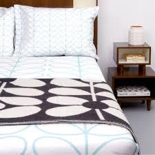 Duck Egg Blue Bed Linen - duck egg duvet cover sweetgalas