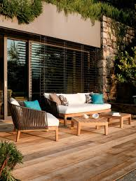 Outdoor Patio Furniture Miami Patio Things Janus Et Cie S Mood Dining And Lounge Collection
