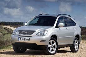 lexus rx 300 lexus rx 300 2003 2009 used car review car review rac drive