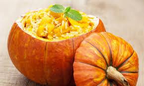 easy pumpkin recipes for thanksgiving