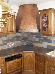 faience cuisine rustique carrelage cuisine moderne cuisine avec plan de travail en granit