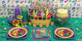 Barney Party Planning Ideas  Birthday Party Stuff