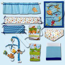 Nemo Bedding Set Finding Nemo Nursery Bedding Sets Ebay
