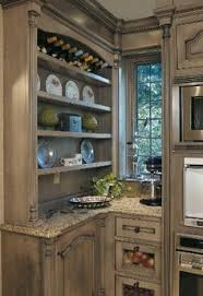 Kitchen Cabinets Grey Valspar Aspen Grey And Black Glaze Painting Cabinets Pinterest