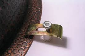 Copper SinksCopper Kitchen Sinkscopper Bathroom Sinkscopper Bar - Kitchen sink clips