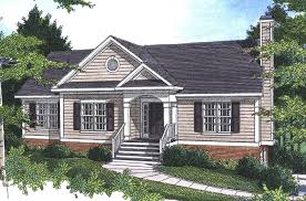 neoclassical homes house plans neoclassical home ranch southern home plans