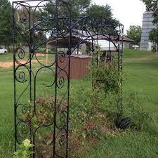 rose trellis member projects i forge iron