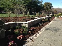 design of retaining walls by aspen outdoor designs