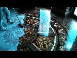 self leveling epoxy resin floor coating and 3d flooring