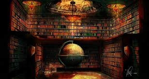 library by bencebalaton on deviantart