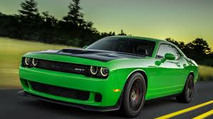 cartoon sports car side view download wallpaper 1600x900 2015 dodge challenger green side