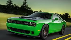 cartoon sports car side view download wallpaper 1600x900 2015 dodge challenger green side