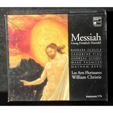 William Christie Cd Haendel Messiah Messie William Christie 2 X Cd U0026 Bx Nm By Cd