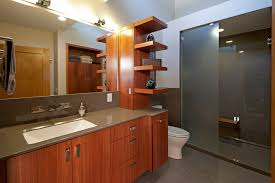 Solid Surface Cabinets Solid Surface Shower Walls Bathroom Mediterranean With Cabinets