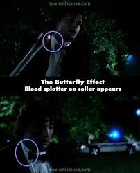 the butterfly effect 2004 corrections all on one page