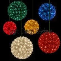 starlight led christmas lights starlight spheres light energy designs led christmas holiday