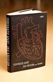 perforated heart book u2013 digital graphic design inspiration