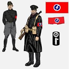 German War Flag 1938 A Very British Civil War Fascists By Linseed Weird War