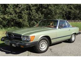 mercedes classic convertible classic mercedes benz 450sl for sale on classiccars com