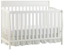 cribs that convert to toddler bed graco stanton 4 in 1 convertible crib white amazon ca baby