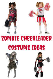 Cheerleader Costume Halloween Zombie Cheerleader Costume Ideas Hip Rae