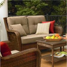 Deep Seat Outdoor Furniture by Ty Pennington Mayfield Deep Seating Replacement Cushion Set Garden