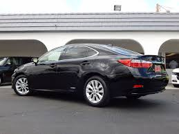 lexus es sedan 2014 2014 used lexus es 300h 4dr sedan hybrid at jim u0027s auto sales