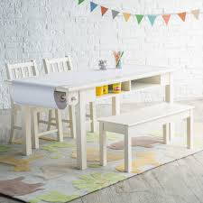 kids art table with paper roll cool hd9a12 tjihome