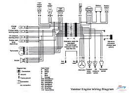 white yanmar marine engine instrument panel white gauges u2013 ac dc