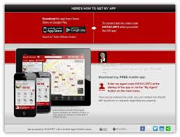 keller williams real estate search app