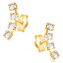 cercei din aur bijuterii din oțel inoxidabil bijuterii din argint bijuterii