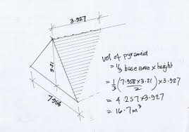 Hip Roof Measurements How To Calculate A Gable Roof Popular Roof 2017