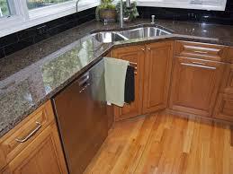 kitchen design amazing corner kitchen sink cabinet base