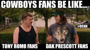 Cowboys Fans Be Like Meme - cowboys fans be like youtube