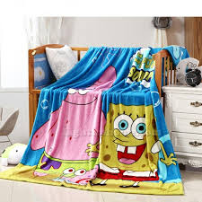 Spongebob Bedding Sets Spongebob Fleece Blankets Bedding Sets