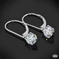 real diamond earrings inspiration al diamond earring settings 403