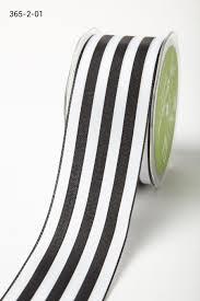 black and white striped ribbon 2 inch solid stripes ribbon may arts wholesale ribbon