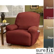Sure Fit Recliner Slipcovers Sure Fit Recliner Slipcovers Better Recliner Slipcovers