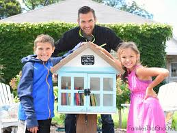 Build Your Own Toy Box Free Plans by Build Your Own Little Free Library Free Plans Included Free