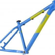 five frame the bike bondsman orange five frame